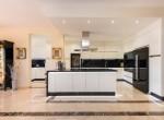 14 open plan kitchen