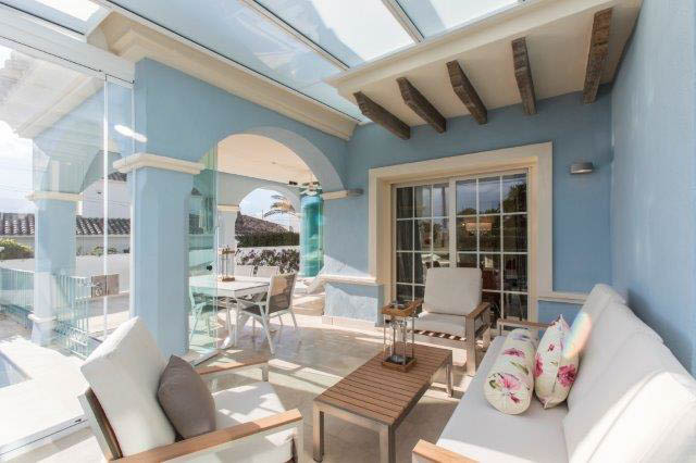 long term rent, lease, marbella beach, modern, 5 bedrooms, sea views, frontline beach, wow, stunning, luxury, furnished, quality, elegance, security, peace