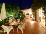 Garden Terrace Night