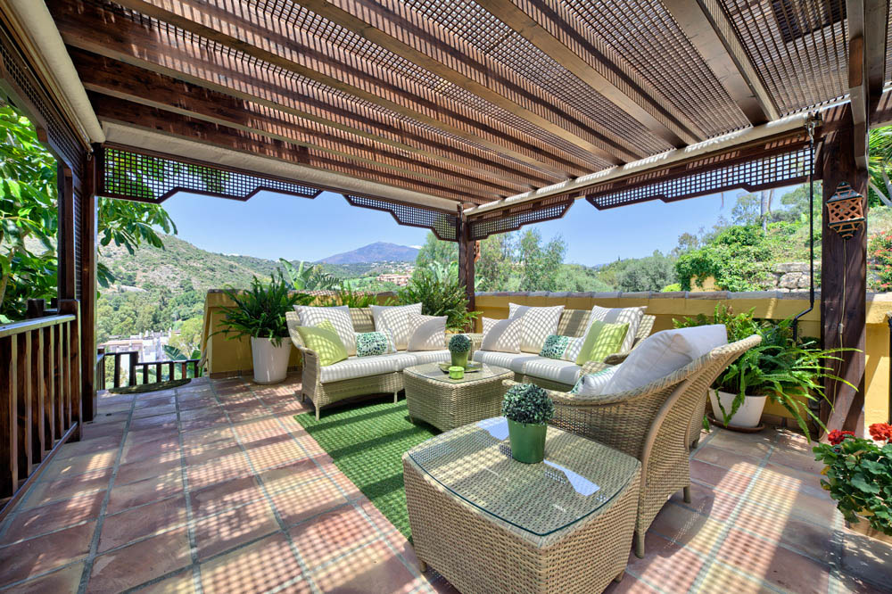 Puerto Los Almendros, villa, marbella, costa del sol, rustic, golf courses, puerto banus, swimming pool, terrace, sea, luxury, spain, property, real estate