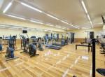 8 Indoor gym