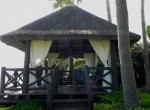 Bar: Massage hut