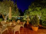 Garden by Night