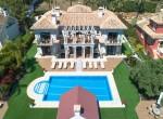 Villa Sierra Blanca Aerial