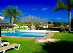 Communal Pool & Garden