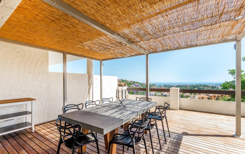 modern, apartment, alcuzcuz, benahavis, reserva de alcuzcuz, zagaleta, marbella, costa del sol, luxury, gated, sea views, sun, beach, mountain, forest, sun