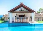 Pool Area Bar & Bbq