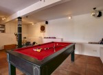 Entertainment room & Billiard